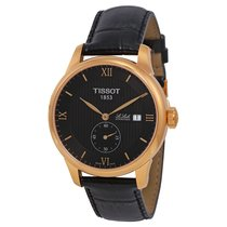 Tissot T Classic Le Locle Automatic Black Dial Men's Watch
