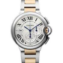Cartier Ballon Bleu de Cartier Chronograph XL Two Tone