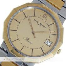 Baume & Mercier Rivera Stahl / Gold 45112.018