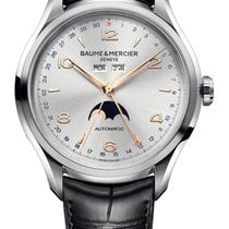 Baume & Mercier Clifton Automatic  Moonphase Calendar...
