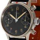Hanhart Glashuette aviator's chronograph  of the German...