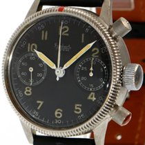Hanhart aviator's chronograph  of the German air force
