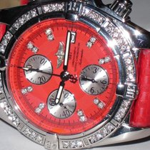 Breitling Chronomat Evolution Chronograph Automatic Diamonds