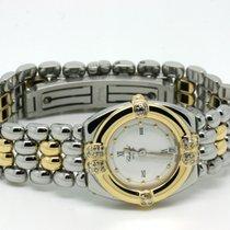 Chopard Gstaad Stahl/Gold 18kt Diamanten