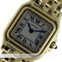 Cartier Santos Demoiselle Gelbgold W5022B901