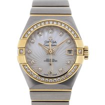 Omega Constellation 27 Automatic Gemstone