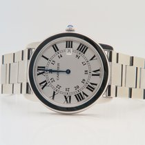 Cartier Ronde Solo Full Steel 36mm Ref 2934