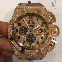 Audemars Piguet Royal Oak Offshore Chronograph Diamond Brown