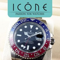 Rolex GMT MASTER II 116719BLRO