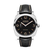 Panerai Radiomir 1940 3 Days Automatic Acciaio  Mens Watch...