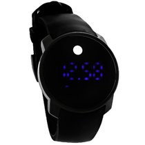 Movado Bold Mens Digital Touch Dual Time Swiss Quartz Watch...