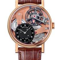 Breguet Brequet Tradition 7047 18K Rose Gold Men's Watch