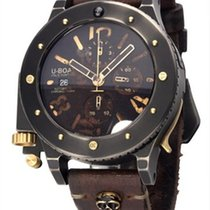 U-Boat U 42 CHRONO GOLD - 100 % NEW - LIMITED