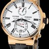 Ulysse Nardin Maxi Marine Chronometer Manufacture, neu, inkl....