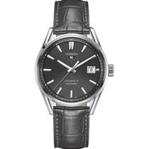 TAG Heuer Calibre 5 39MM WATCH AUTOMATIC ANTHRACITE ALLIGATOR...