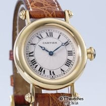 Cartier Diabolo 18KYG Manual winding Piaget 9P2