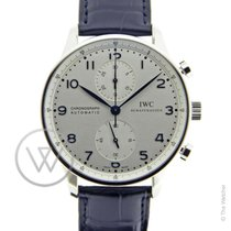 IWC Portuguese Chronograph New-Full Set