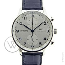 IWC Portuguese / Portugaise Chrono New-Full Set