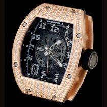 Richard Mille RM010 Rose Gold Diamond