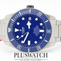 Tudor PELAGOS 25600TB Blue Dial titanio Titan sub NEW