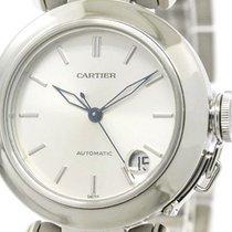 Cartier Pasha C Steel Automatic Unisex Watch W31010m7 (bf100406)