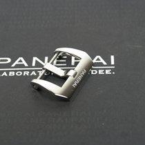Panerai OEM 22mm Polished Steel Tang Buckle Luminor