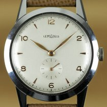 Lemania Vintage Oversized Calatrava Watch