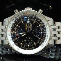 Breitling 2010 Navitimer World GMT, MINT, A2432212, Box &...