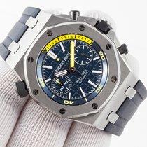 Audemars Piguet Royal Oak Offshore Diver Blue Chronograph