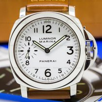 Panerai PAM302 Luminor Marina White Dial Manual 44MM (25332)