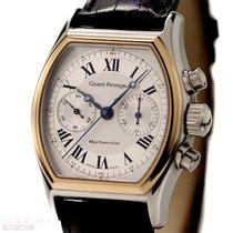 Girard Perregaux Richeville Tonneau Chronograph Ref-2710 18k...