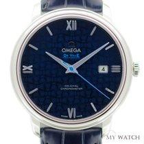 Omega オメガ (Omega)De Ville Steel Blue Dial Orbis(NEW)