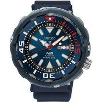 Seiko Herrenuhr Prospex Divers Automatic 200m PADI special...