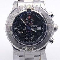 Breitling Super Avenger Ii Chronograph Unworn A1337111...