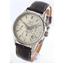 Longines Heritage Column Wheel Chrono
