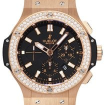 Hublot Big Bang Evolution 18k RG Diamond 301.PX.1180.RX.1104