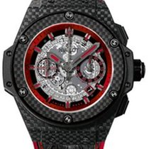 Hublot King Power Unico Carbon And Red