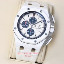 Audemars Piguet Royal Oak Offshore Chronograph White Ceramic...