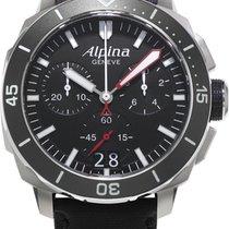 Alpina Geneve Diver 300 AL-372LBG4V6 Herrenchronograph...
