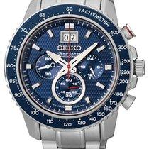Seiko Sportura Herren Chronograph mit Großdatum SPC135P1