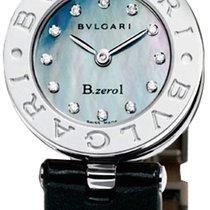 Bulgari B.zero1 Quartz 22mm T Mother of Pearl Dial 100908...