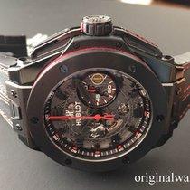 Hublot Big Bang Unico 45 mm Ferrari All Black Limited Edition...