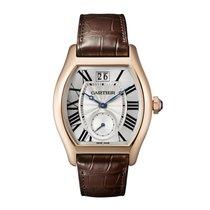 Cartier Tortue Manual Mens Watch Ref W1556234