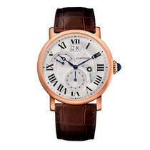 Cartier Rotonde Automatic Mens Watch Ref W1556240