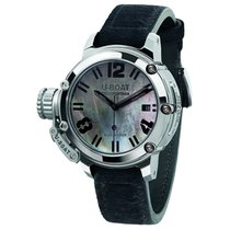 U-Boat Chimera Auto Stainless Steel Stone Dial - 40
