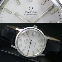 Omega Geneve Automatic Quick Date Steel Mens Watch Ref. 1660120