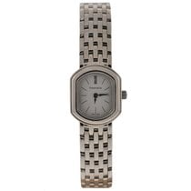 Tiffany & Co. Ladies Cocktail Watch 18k White Gold