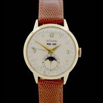 Jaeger-LeCoultre Vintage - Ref.: 92803 - 14 Karat Gelbgold -...