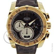 Parmigiani Fleurier Pershing 005 rose gold New-Full Set