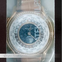 Patek Philippe World Time 175th Anniversary Rosegold Double...
